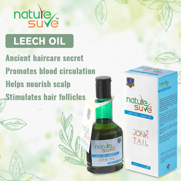 Nature Sure Jonk Tail Leech Oil