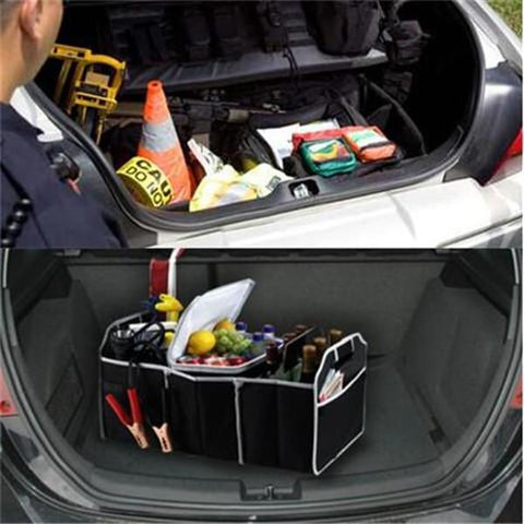 3 Section Trunk Organizer