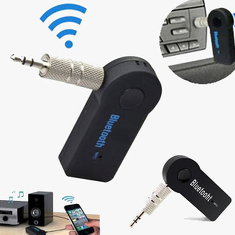 Handsfree Bluetooth Receiver Car Kit