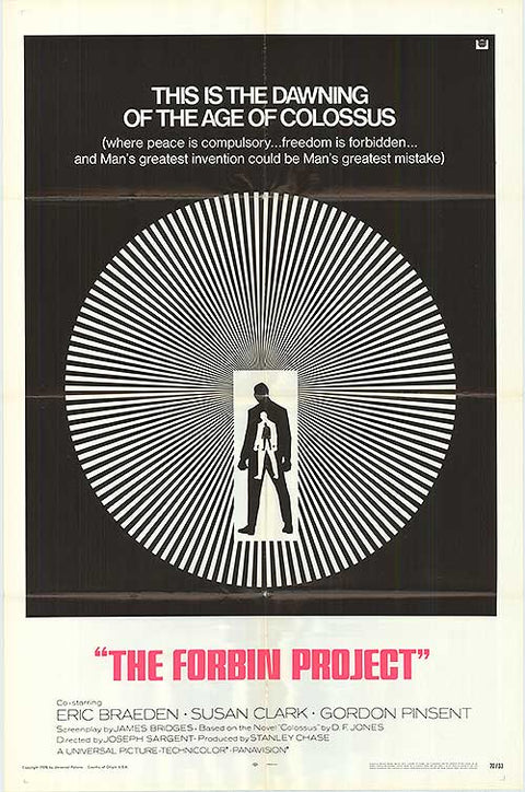 Colossus The Forbin Project