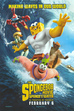 Sponge Bob Squarepants 2: Sponge Out of Water