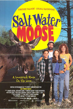 Salt Water Moose