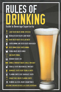 Rules of Drinking