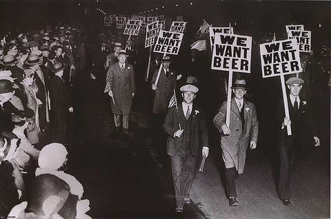Prohibition Protest
