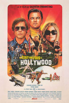 Once Upon a Time in Hollywood (French)