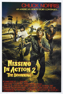 Missing In Action 2 The Beginning