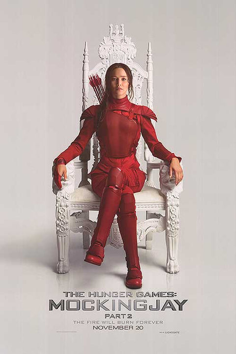 Hunger Games Mockingjay - Part Two