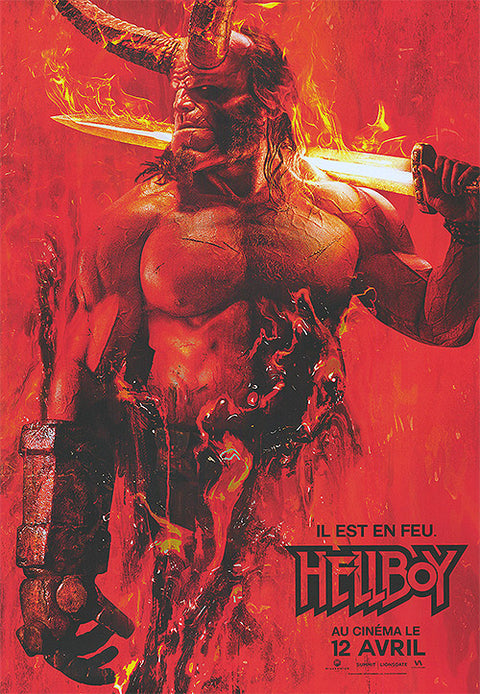 Hellboy (French)