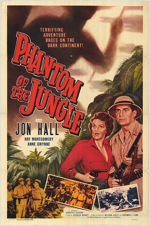 Phantom of the Jungle