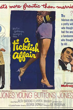 Ticklish Affair
