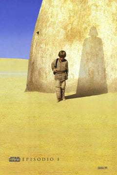 Star Wars: Episode I - The Phantom Menace (Spanish)