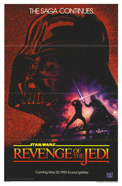 Star Wars: Revenge of the Jedi