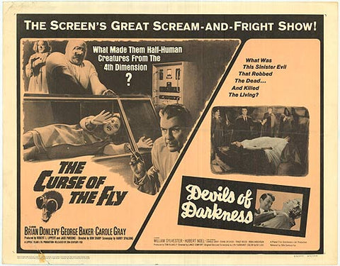 Curse Of The Fly/Devils Of Darknes