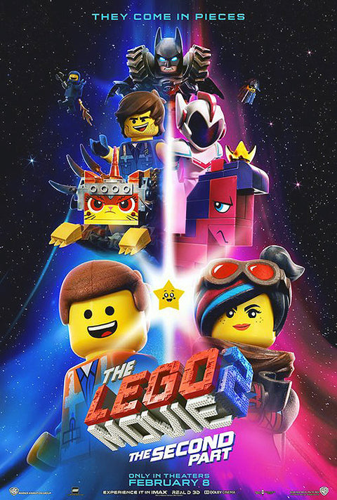 Lego Movie 2: The Second Part