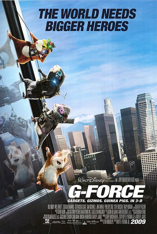 G Force Movieposters Com