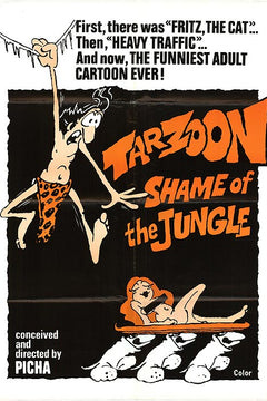Tarzoon: Shame of the Jungle