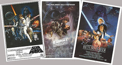 Star Wars Trilogy  (3 Pack)