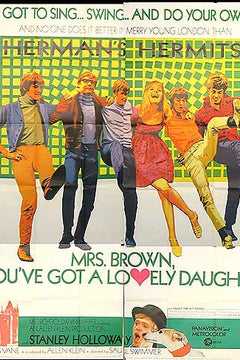 Mrs. Brown You've Got A Lovely Daughter