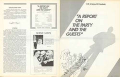 Report on the Party and the Guests
