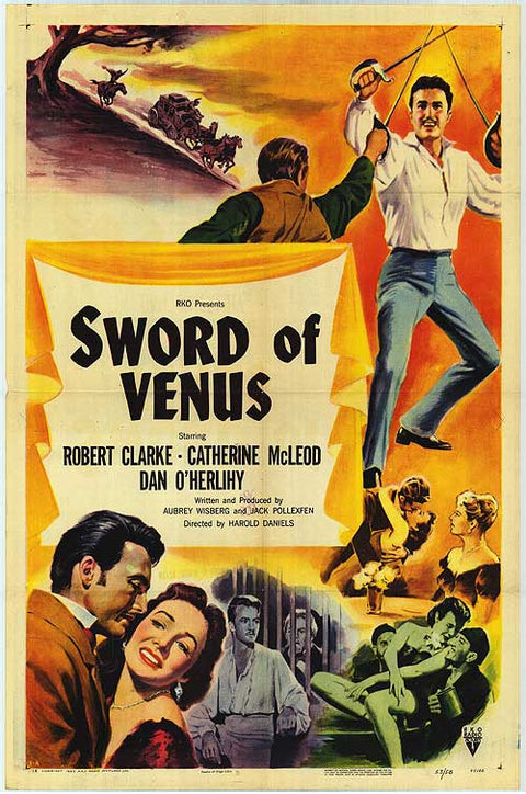 Sword Of Venus