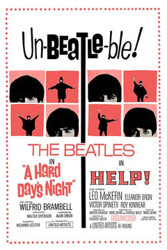 Hard Day's Night and Help