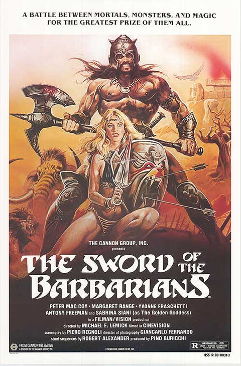 Sword of the Barbarians