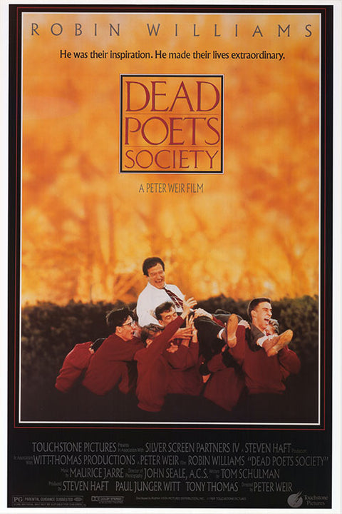 Dead Poets Society | Poster | Movieposters.com | $16.99 | 59