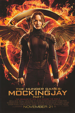 Hunger Games Mockingjay - Part One