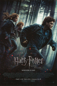 Harry Potter and the Deathly Hallows: Part One