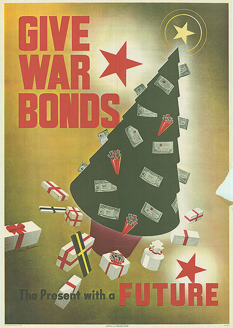 War Bond - The present with a future
