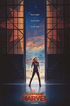 Captain Marvel (French)