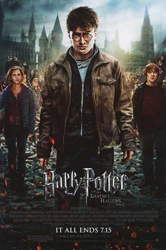 Harry Potter and the Deathly Hallows: Part Two