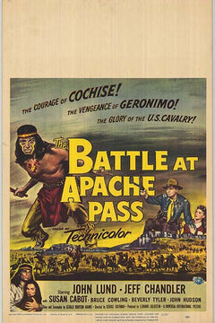 Battle at Apache Pass