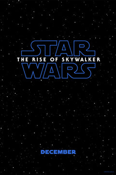Star Wars: Episode IX - Rise of Skywalker