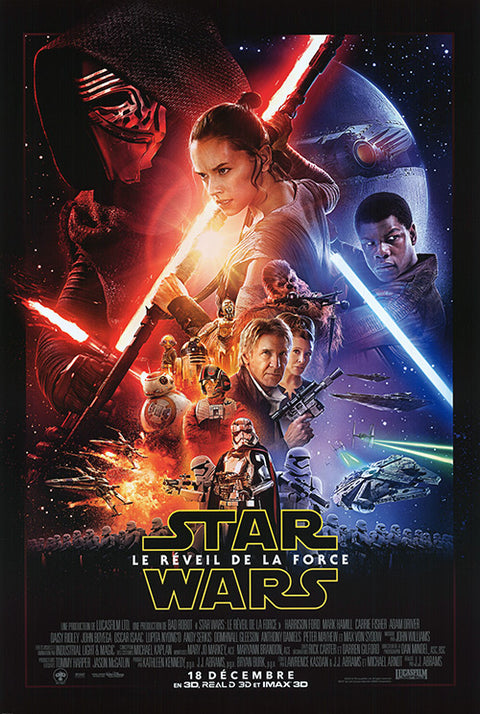 Star Wars: Episode VII - The Force Awakens (French)
