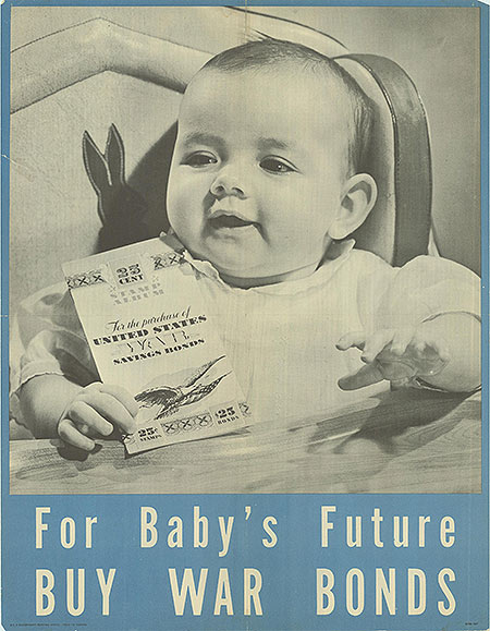 War Bond - For Baby's Future