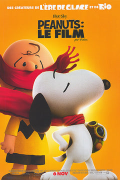 Peanuts (French)