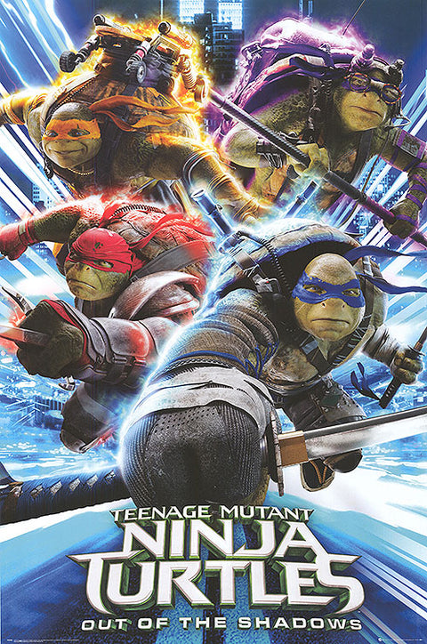 Teenage Mutant Ninja Turtles Out Of The Shadows Movieposters Com
