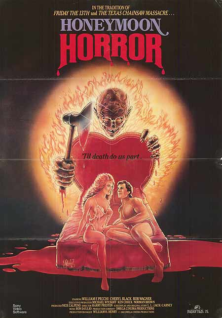Honeymoon Horror