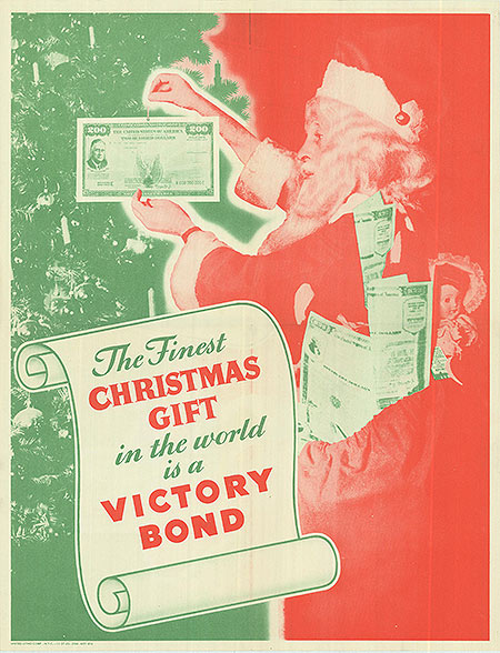 War Bond - The finest Christmas gift in the world