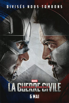 Captain America: Civil War (French)