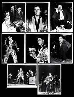 Elvis Presley in Toronto