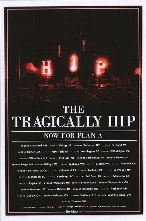 Tragically Hip
