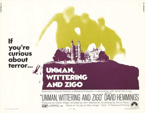 Unman Wittering and Zigo