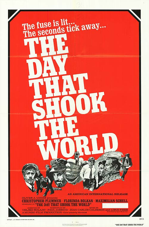 Day That Shook The World