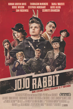 Jojo Rabbit (French)
