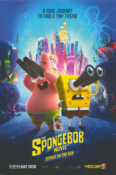 Sponge Bob Movie: Sponge on the Run