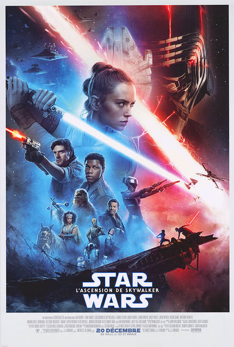 Star Wars: Episode IX - Rise of Skywalker (French)