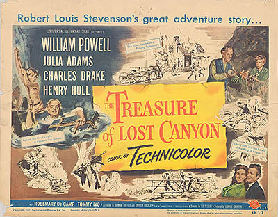 Treasure of the Lost Canyon