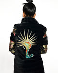 The 'Serpentine' Jacket